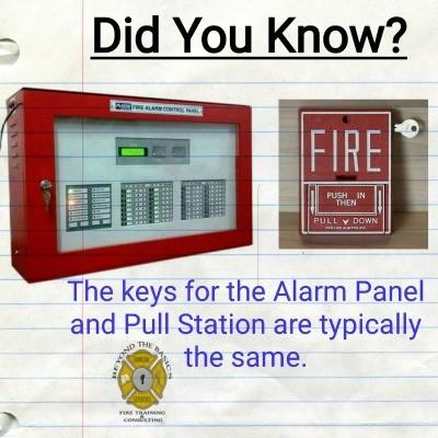 Alarm System Info