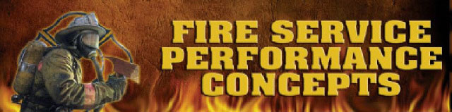 fire service performance concepts